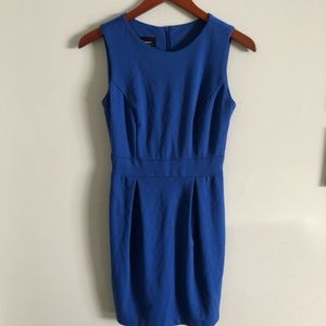 B-Wear Byer California royal blue dress size 5